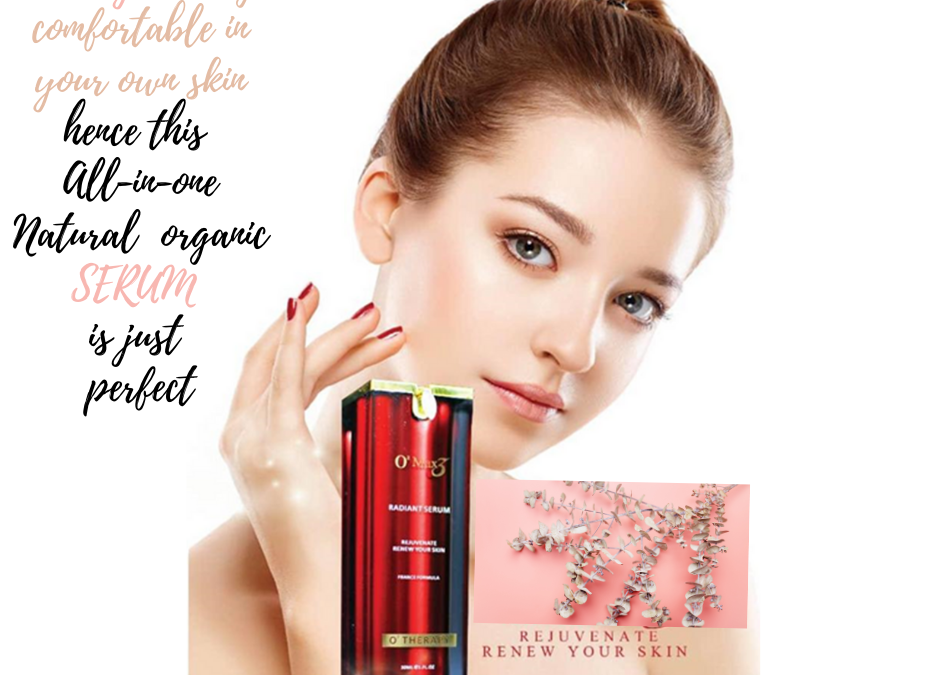 O2Max3 as a Cosmetic Product
